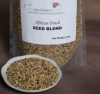 A blend of the small millets relished by most African Finches and sometimes by Gouldians too!