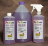 A cage & aviary disinfectant effective against more than 50 avian pathogens