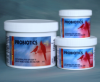 A live microbial food supplement to restore and promote a natural gut flora.